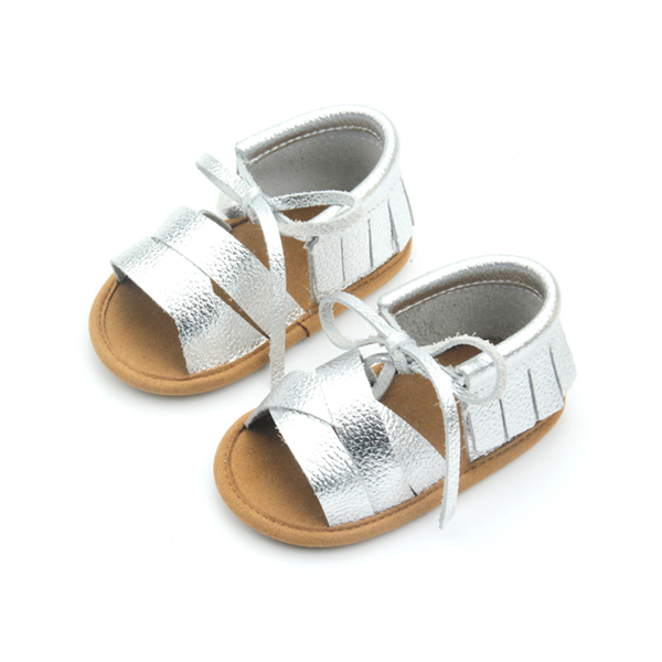 Mix Colors Baby Children Leather Sandals Wholesale