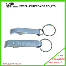 Promotion Customized Logo Aluminium Alloy Bottle Opener Key Chain (EP-B7093)