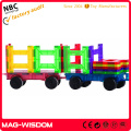 MAG-WISDOM Magnetic Intelligent blocks