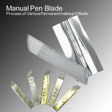 Goodchie Disposd Ess Steel Perm Anent Makde-up Blade Needle