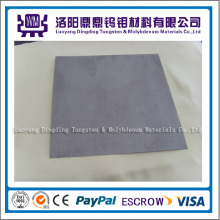 Folha de tungstênio de alta qualidade pura 99,95% recozido com bom preço