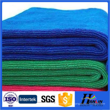 Solid Color Dyed microfiber Towels