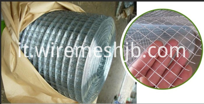 Welded Mesh Products