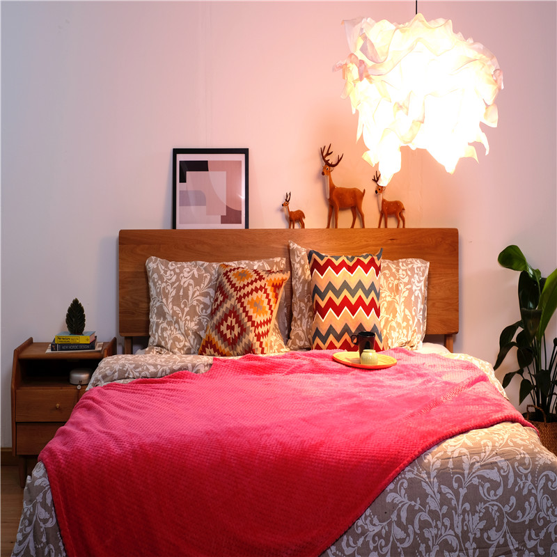 Home Textiles Jacquard Blankets