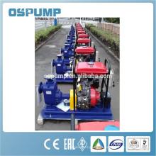 Pompe à carburant industrielle entraînée par moteur