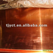 Copper Sheet 99.9% pure copper plate