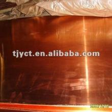 Copper Sheet 99.9% pure copper plate