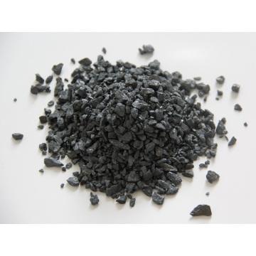 Carbón de carbón calcinado eléctrico en la planta Tai-XI
