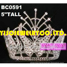 simple crystal tiaras and crowns