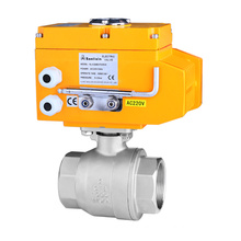 Thread Ball Valve--2 Way Electric Ball Valve