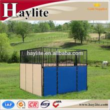 panel portátil de valla de paddock de caballo de tubería galvanizada