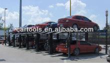multi level smart platform car garage carport