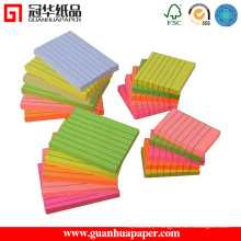 Self Adhesive Memo Pad Sticky Notes Good Quality Sticky Notes