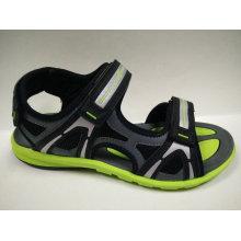 Zapatos ocasionales de las sandalias al aire libre de los hombres de los hombres jovenes