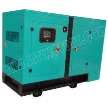 Sistema de generador diesel silencioso de la serie de 9kw / 11kVA Yanmar con la aprobación de CE / CIQ / Soncap