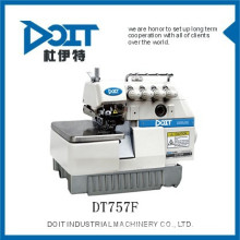 DT757F Automatic industrial overlock sewing machine type