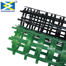 High strength Plastic Mesh PP Welded  Biaxial Polypropylene Geogrids