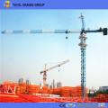 China 5t Tower Crane 56m Jib with 1.0t Tip Load Qtz63-5610 Tower Crane