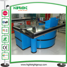 Supermarket Express Counter, Cashier Counter, Cash Desk, Cash Register