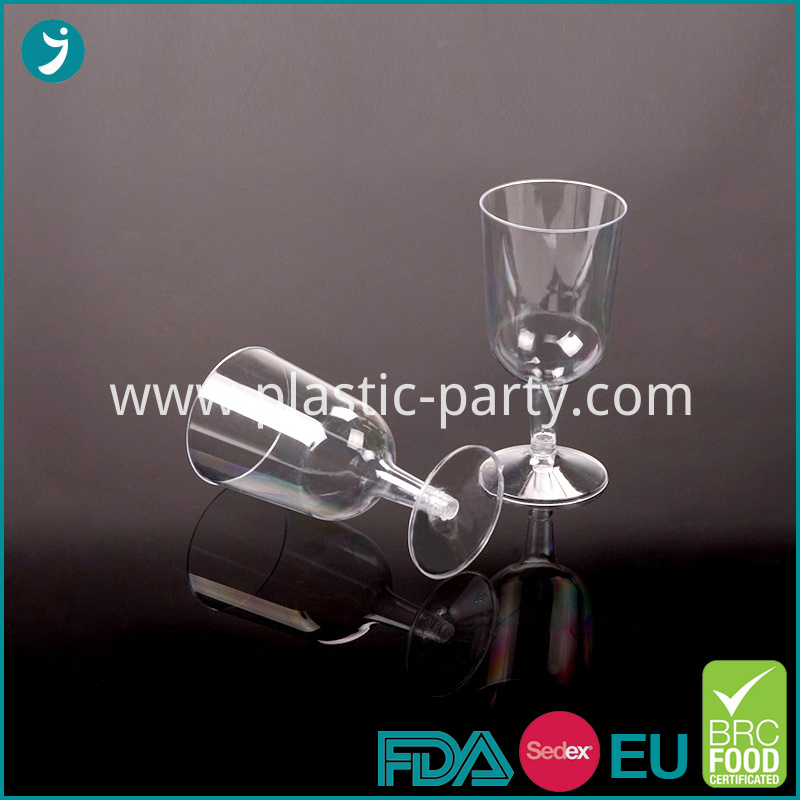 Plastic Wine Glasses Wholesale