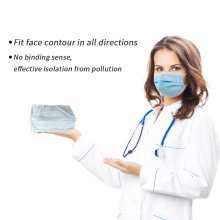 Disposable Face Masks for Protection