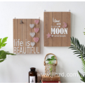 2018 Wooden board painting Wall decoration wood art