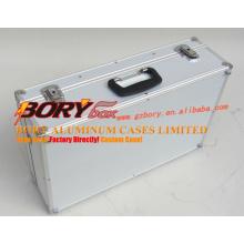 Metal Tool Case, Aluminum Tool Case, Silver Aluminum Tool Case, Aluminum Tool Case, Silver Aluminum Tool Case