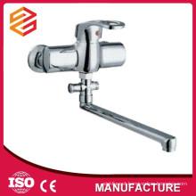 wall mounted kitchen mixer taps single handle kitchen sink tap kitchen faucet water saving aerator