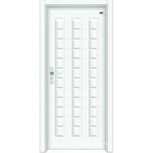 Porte intérieure en bois (LTS-307)
