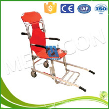 Aluminum Alloy folding Stair Stretcher with Armrest