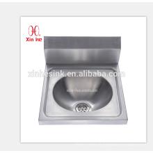 Dissipador da lavagem da mão do aço inoxidável para a cozinha comercial