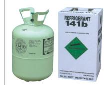 High Purely R141b Refrigerant Gas