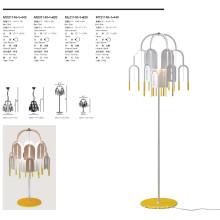 Luz especial do assoalho do projeto (ML21140-1-620)