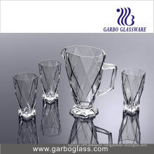 New Design High Quality 7PCS Glassware Drinking Set