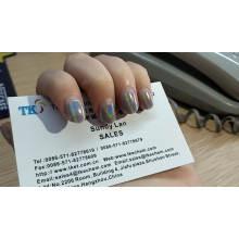 Бесплатный образец Голографический порошок пигмента Голографический порошок Spectraflair для автомобильной краски и косметики