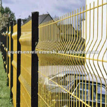 Triangle bending wire mesh Fence (Professional Manufacturer)