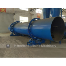Hot Air Flow Rotary Drum Dryer Machine