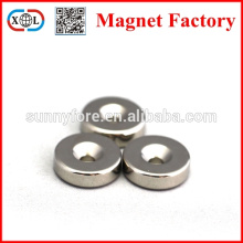 10mm magnets countersunk hole