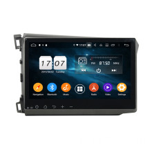 Klyde Android bilstereo Navigation per CIVIC 2012