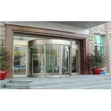 Sistema automático de puertas curvas de lujo