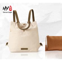 Новый персонализированные холст дешевые шнурок рюкзака мешок