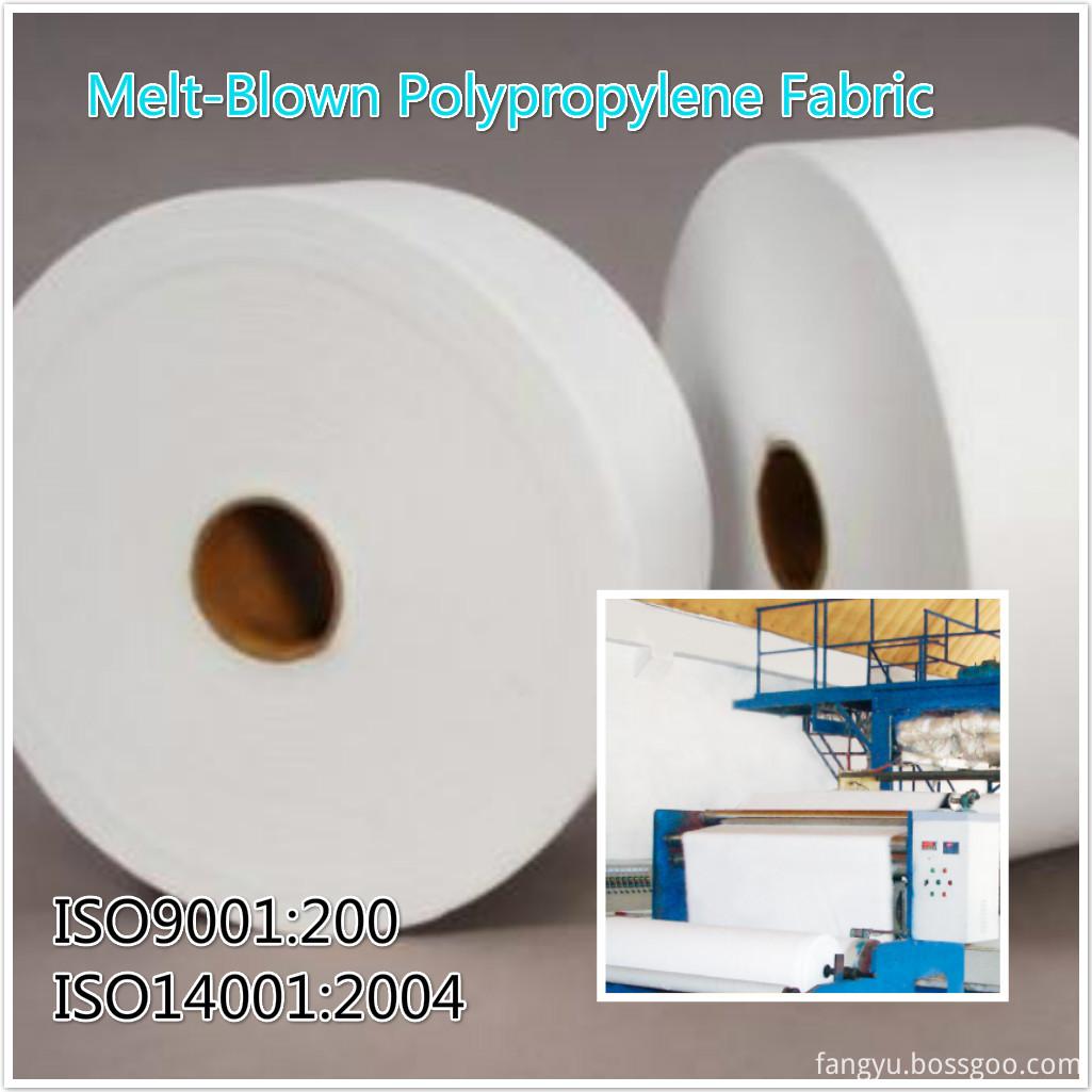 Melt-Blown Polypropylene Fabric -Filter Media