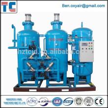China Fabricante del CE Generador industrial del oxígeno