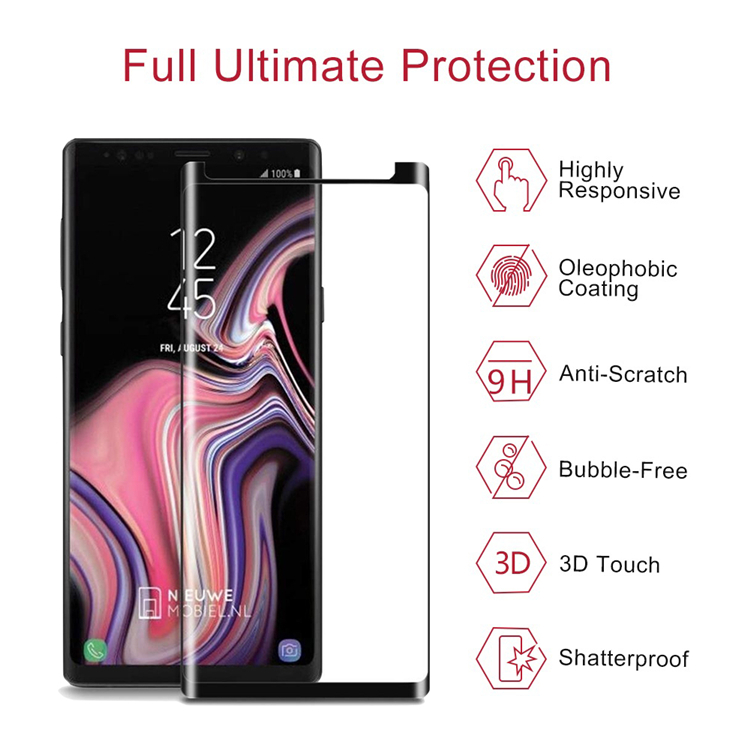 Samsung note9 Screen Protector (2)
