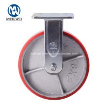 Roulettes industrielles robustes de 8 pouces