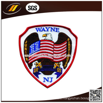 Manufacturer High Quality Cartoon Embroidery Patch