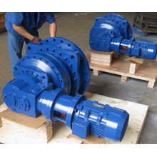 DP3K Right Angle Planetary Gearbox