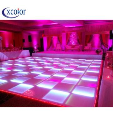 Indoor Interactive P3.91 Dance Floor Led Screen