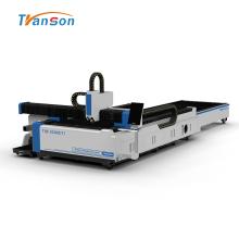 Austausch Arbeitstisch und Rohrfaser-Laserschneidmaschine