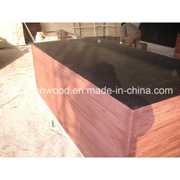 12mm Black Brown Film Faced Plywood